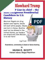 Donald Blowhard Trump_ Racist GOP Liar-In-Chief ( PDFDrive.com )
