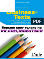 Business-Texte - Das Handbuch Fuer Die Unterneh