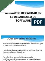 1.4 Atributos de La Calidad Del Software
