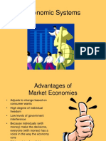 advance learners economic systems presentation traditional command market  1