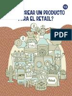 como crear un producto para retail