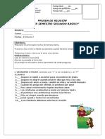 Prueba de Segundo Baìsico.doc