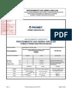 N14MS03-I1-PROMET-00000-PROCT05-0000-005 (Rev 0)