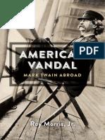 American Vandal - M Twain Abroad