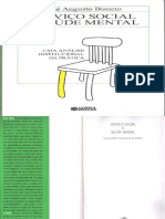 378381007 Servico Social e Saude Mental Uma Analise Institucional Da Pratica Jose Augusto Bisneto 3ª Edicao
