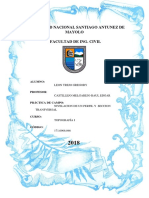 Informe n2 Topografia (Recuperado Automáticamente)