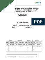 Formato de informe N° 01