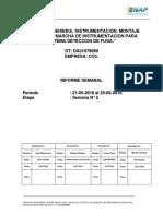 Formato de informe N° 02