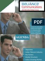 Econonics Reliance Communication
