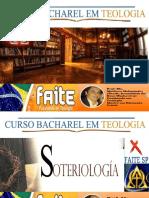 10 - Soteriologia Bacharel - Aula 3