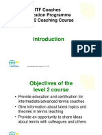 ITF Coaches_Level 2