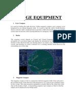Bridge Equipment (Short Description