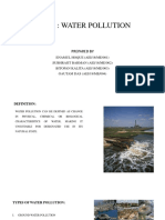 (Final) Ppt on Water Pollution..