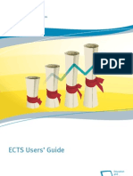 ECTS Users Guide