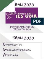 EBAU 2020