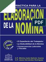 ELABORACION DE NOMINA