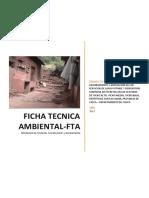 Ficha Técnica Ambiental