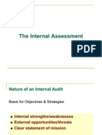 Business Policy - Internal Assessment