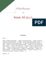 1 - A Brief BiogrAphy of Imam AlI (a.s.)
