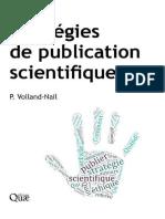 Strategie de publication scientifique - Livre.pdf
