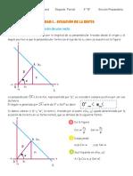 Unidad I Ecuacion de la recta Segundo Parcial Listo para imprimir COMPLETO.docx