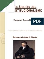 Tema 1 - Diapositivas - Sieyès