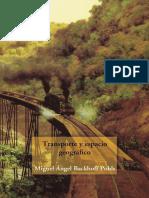 Backhoff Pohls_Transporte y Espacio Geografico