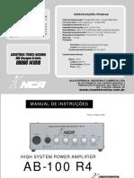 NCA AB100R4 - MANUAL.pdf