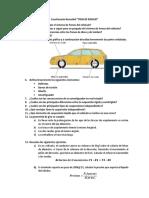 Cuestionario Remedial TREN de RODAJE
