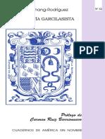 Chang-Rodriguez Cartografia Garcilasista