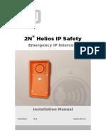 2N Helios IP Safety Installation Manual en 2.9