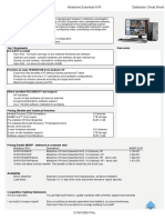 Milestone XProtect Essential NVR Cheat Sheet