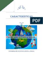 Características del Comercio Internacional.docx