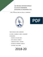 Informe Instalaciones Sanitarias2