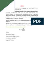 formula del acero.docx