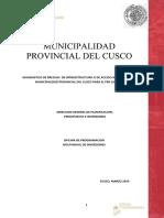 Diagnostico Pmi 2019-2021 Cusco Provincia