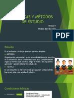 Presentación Módulo Educación