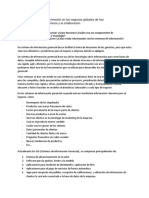 Foro 2 - Sistemas Informacion Gerencial