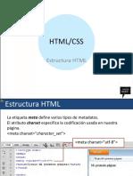 02-Estructura HTML Bloques