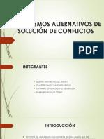 MECANISMOS ALTERNATIVOS DE SOLUCIÓN DE CONFLICTOS.pptx