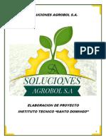 Soluciones Agrobol s.a.