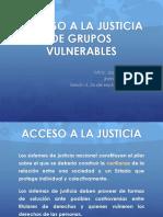 Presentation3 Curso Acceso a La Justicia 260918
