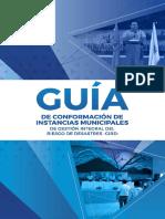 Guia de Conformacion de Instancias Municipales