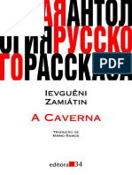 A Caverna - Ievgueni Zamiatin