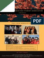 APASA_ Fall 2019 Newsletter