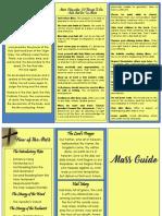 Mass Guide
