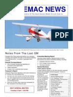 SEMAC Newsletter Mar-Apr 2010