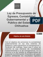 LPECGyGP 2016 Presentación CICAP Con Objetivos