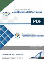 Consejo Nacional de Facilitación Del Comercio CONAFAC