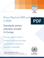 BZgA Standards Romanian